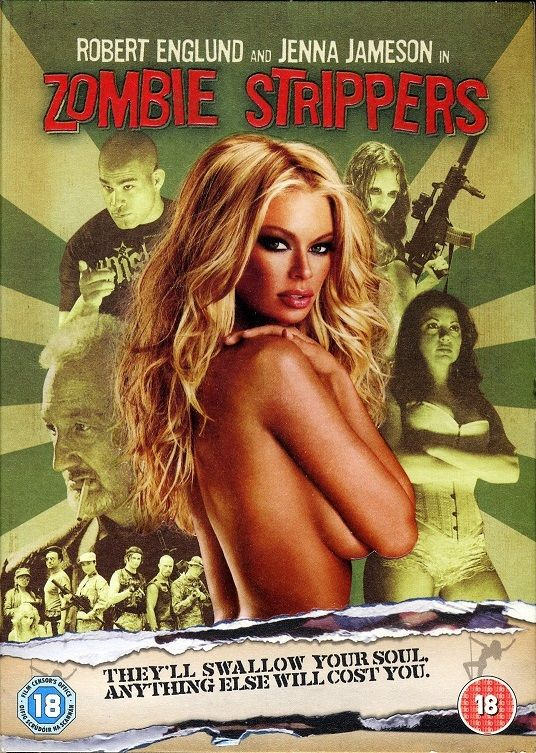 Zombie Strippers (2008) (DVD5) Latino