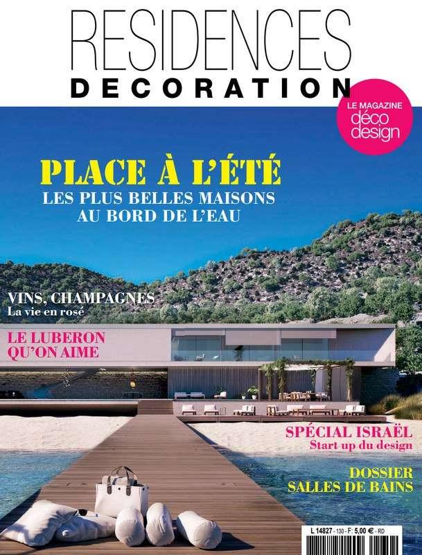 Residences Decoration - Juillet/Aout 2016
