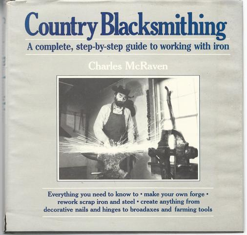 Country Blacksmithing, McRaven, Charles