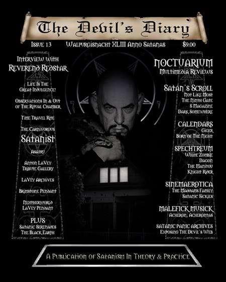 Issue 13: Walpurgisnacht XLIII
