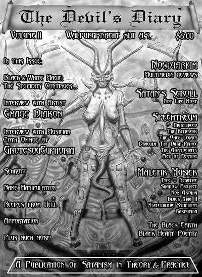 The Devil's Diary 11: Walpurgisnacht XLII A.S.