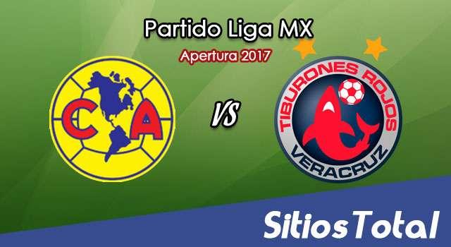 América vs Veracruz en Vivo – Jornada 8 Apertura 2017 Liga MX – Sábado 9 de Septiembre del 2017