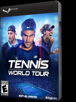 [PC] Tennis World Tour - Update v1.04.07 (2018) - FULL ITA