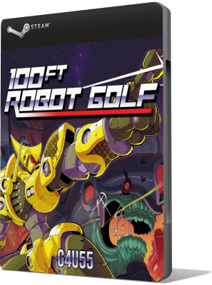 [PC] 100ft Robot Golf (2017) - ENG