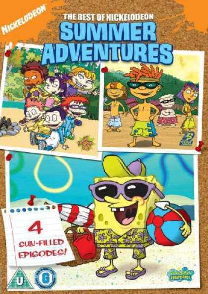 Best Of Nickelodeon Summer Adventures [Latino]