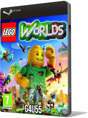 LEGO Worlds Classic Space Pack DOWNLOAD PC ITA (2017)