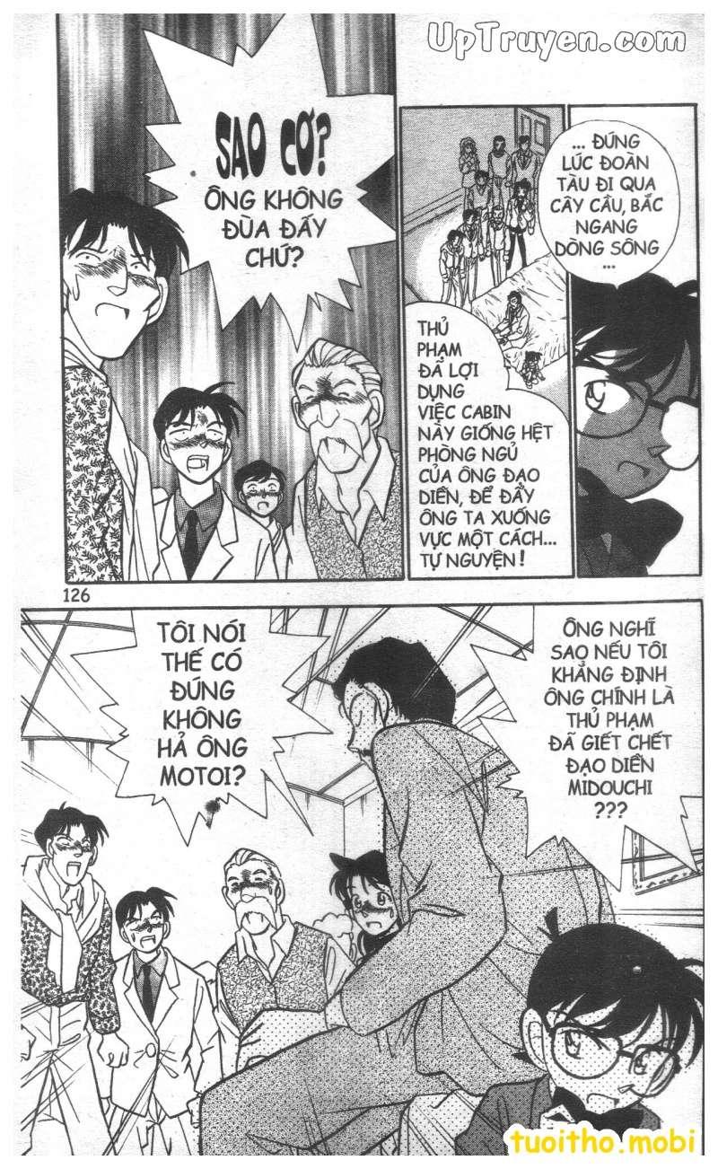 đọc truyện Conan bộ đặc biệt chap 24 trang 9