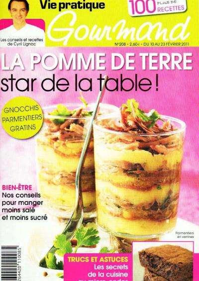 Vie Pratique Gourmand 208