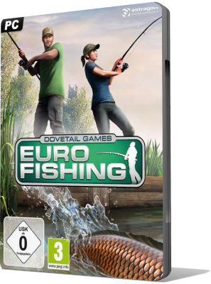 [PC] Euro Fishing: Foundry Dock (2017) - ENG