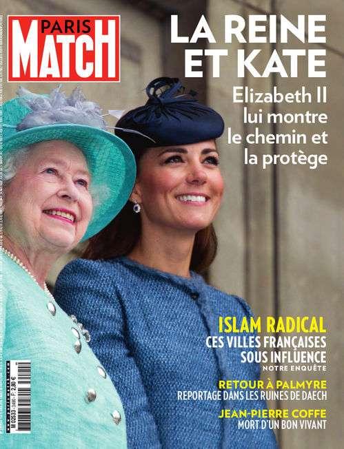 Paris Match 3490 - 7 au 13 Avril 2016
