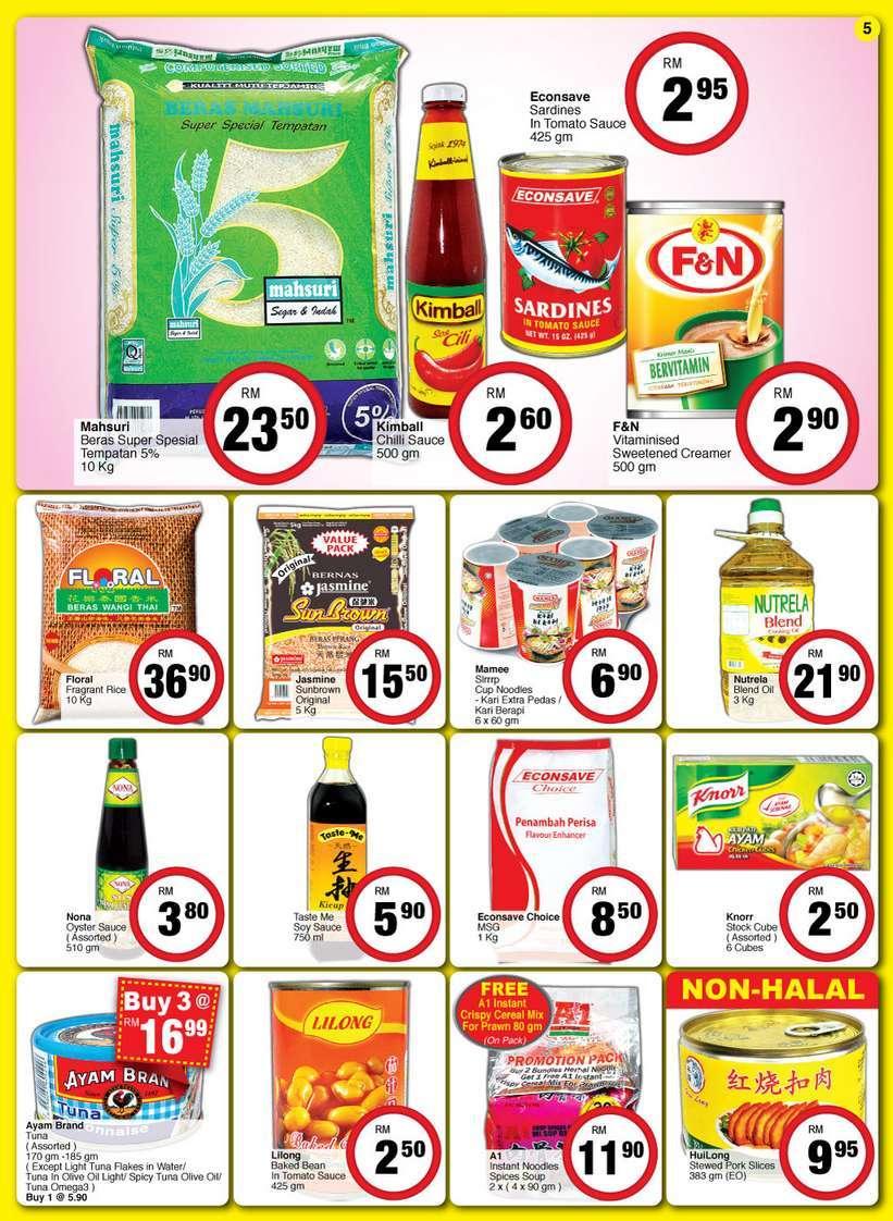 EconSave Catalogue (28 October - 8 November 2016)