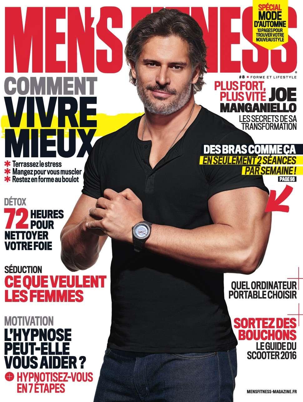 Men's Fitness 8 - Octobre 2016