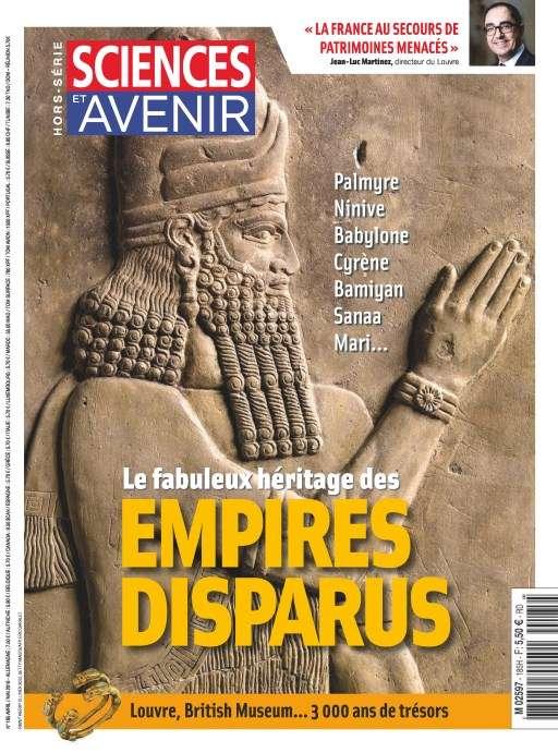Sciences et Avenir Hors-Série 185 - Mars-Avril 2016