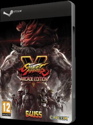 [PC] Street Fighter V: Arcade Edition - Update v3.050 (2018) - SUB ITA