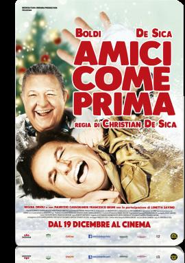 Amici Come Prima (2018).mkv MD MP3 720p HDTS - iTA