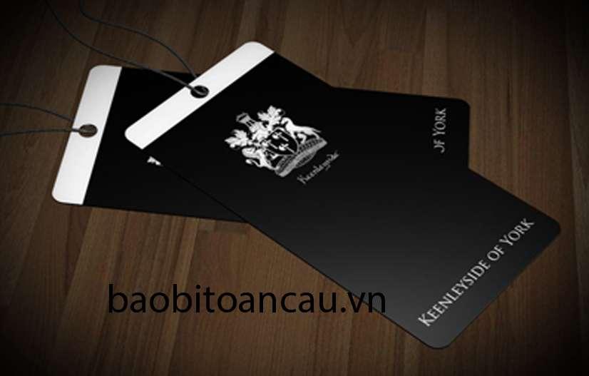 in thẻ treo hiệu quả và chất lượng