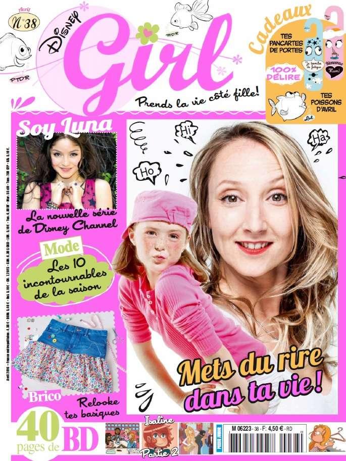 Disney Girl - Avril-Mai 2016