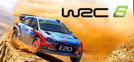 Download game WRC 6 FIA WORLD RALLY CHAMPIONSHIP Full Crack