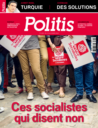Politis 1395 - 17 au 23 Mars 2016
