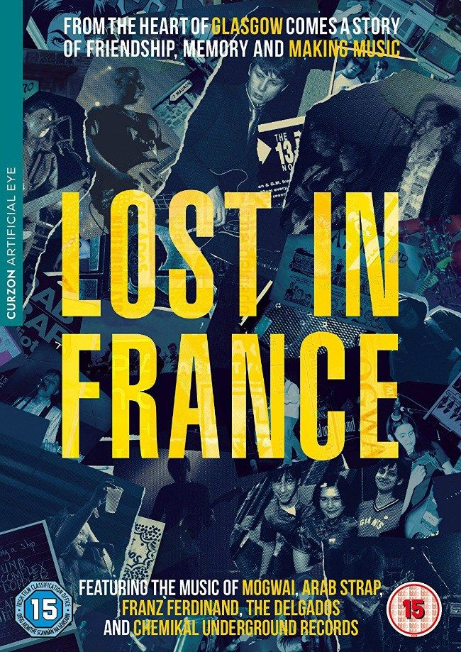 Lost in France Χαμένοι στη Γαλλία Πόστερ Poster