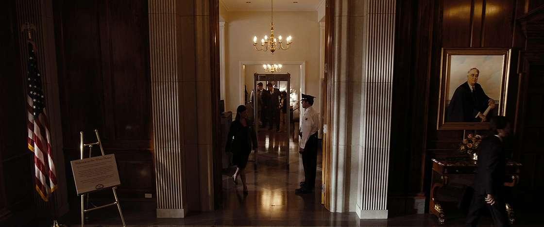 Baltųjų rūmų šturmas / White House Down (2013)