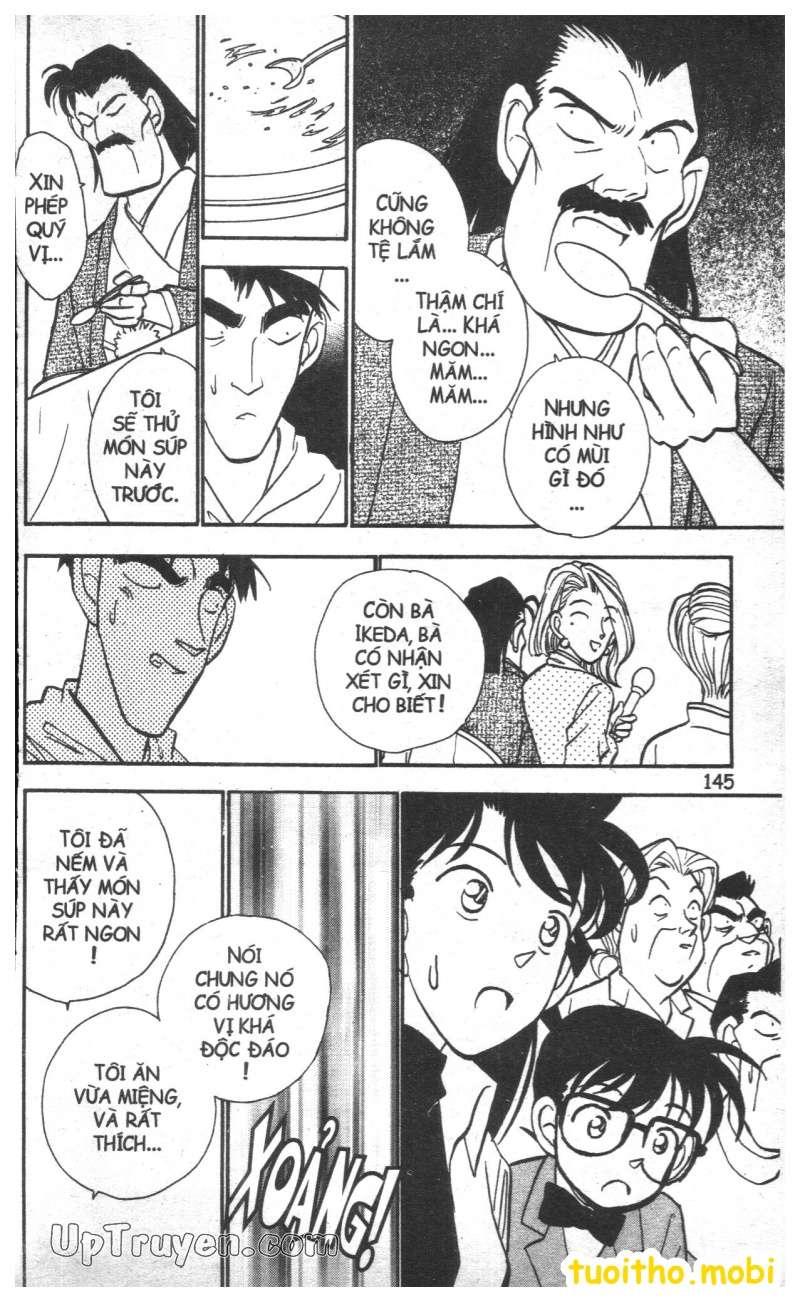 đọc truyện Conan bộ đặc biệt chap 25 trang 12