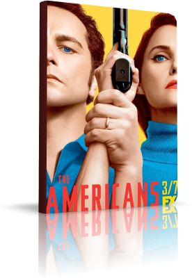 The Americans - Stagione 5 (2017) [9/13] .mkv DLMux 1080p & 720p ITA ENG Subs