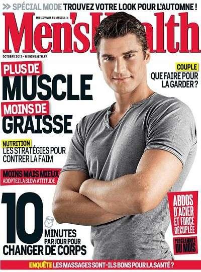 Men's Health 57 - Plus de muscle moins de graisse