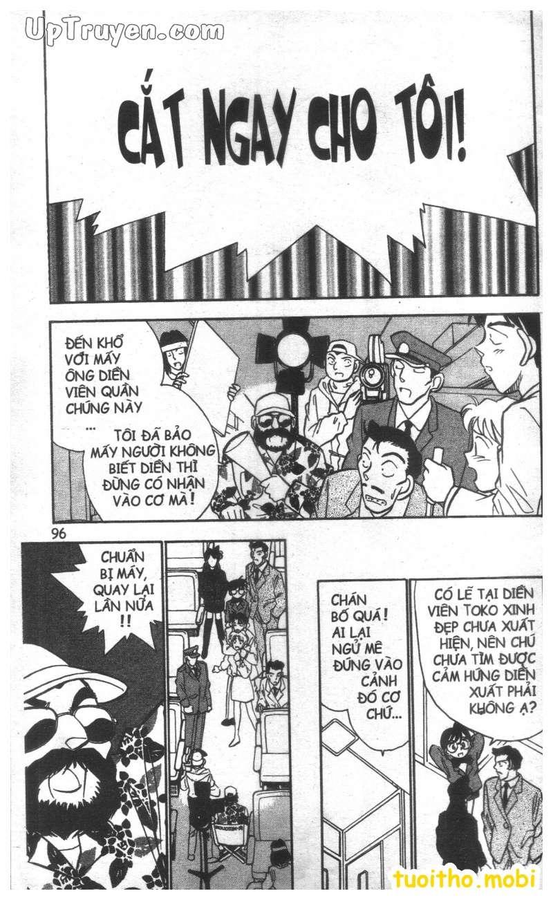 đọc truyện Conan bộ đặc biệt chap 23 trang 3
