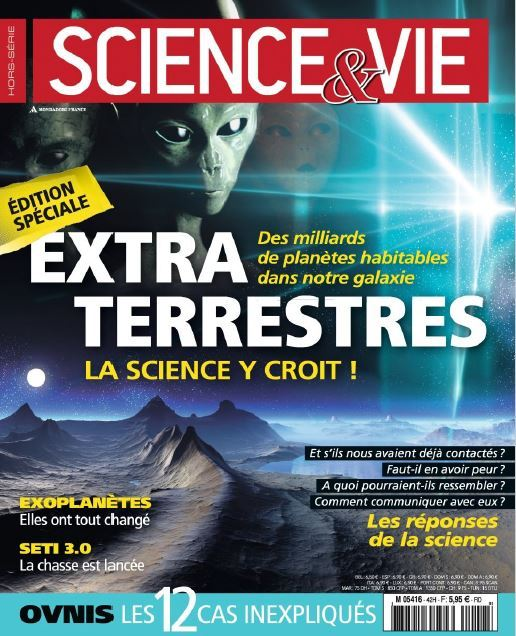 Science & vie Hors-série Spécial Extra Terrestres 2016