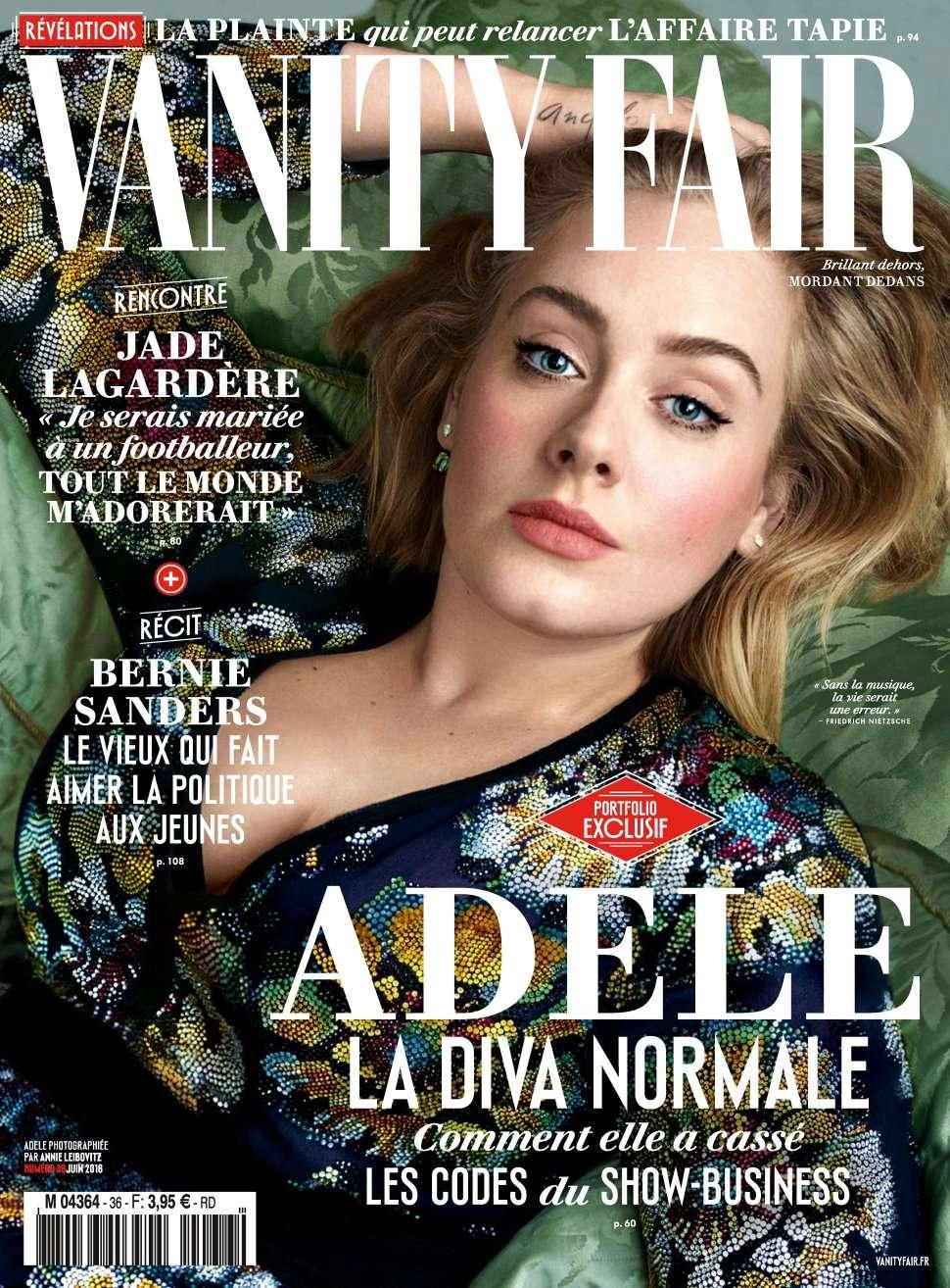 Vanity Fair 36 - Juin 2016