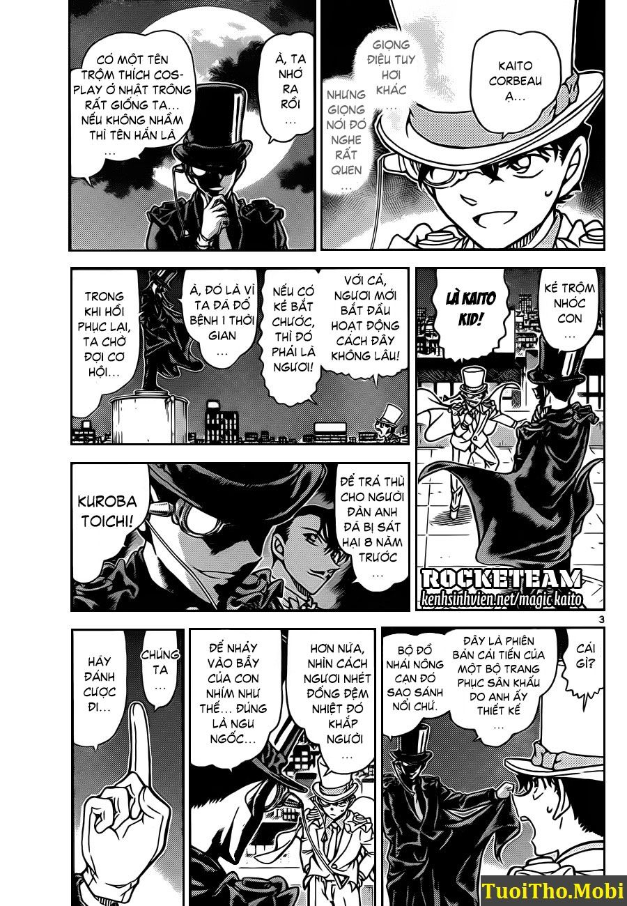 đọc truyện Magic Kaito chap 32 trang 2