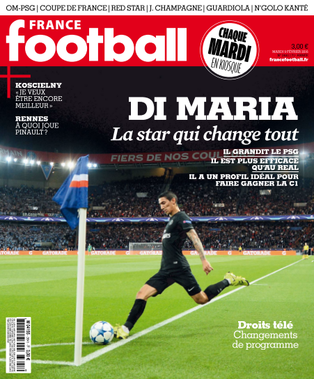 France Football - 9 Février 2016
