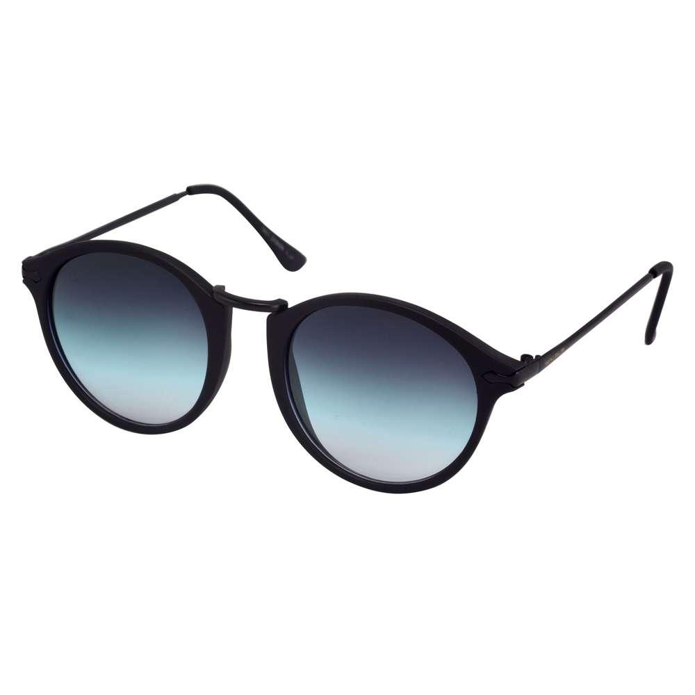 Walrus Jackson Black Color Unisex Oval Sunglass - WS-JKSN-II-020202