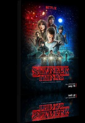 Stranger Things - Stagione 1 (2016) .mkv BDMux 1080p & 720p DD5.1 ITA ENG Subs