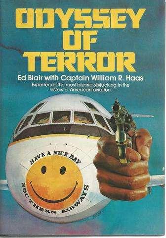 Odyssey of terror, Blair, Ed