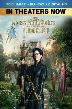 Bayan Peregrine'in Tuhaf Çocukları - 2016 3D BluRay 1080p Half-SBS DuaL MKV indir