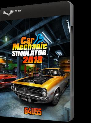 [PC] Car Mechanic Simulator 2018 - Plymouth - Update v1.5.11 incl. DLC (2017) - SUB ITA