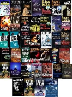 39 Ebooks Robert Ludlum