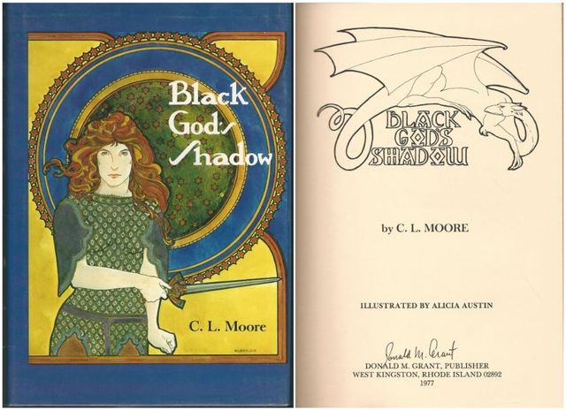 Black God's Shadow, C. L. Moore