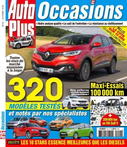 Auto Plus Occasions - Automne 2016