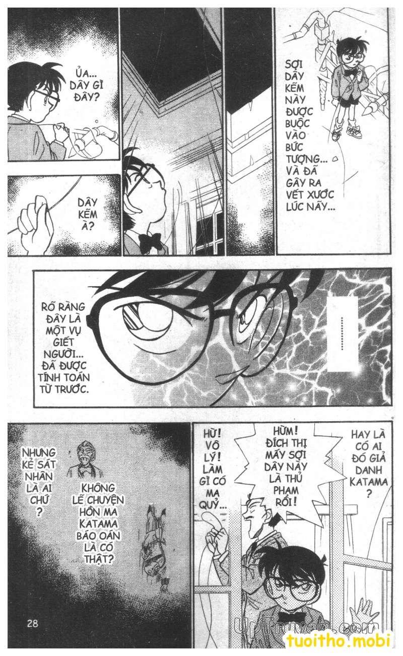 đọc truyện Conan bộ đặc biệt chap 19 trang 7