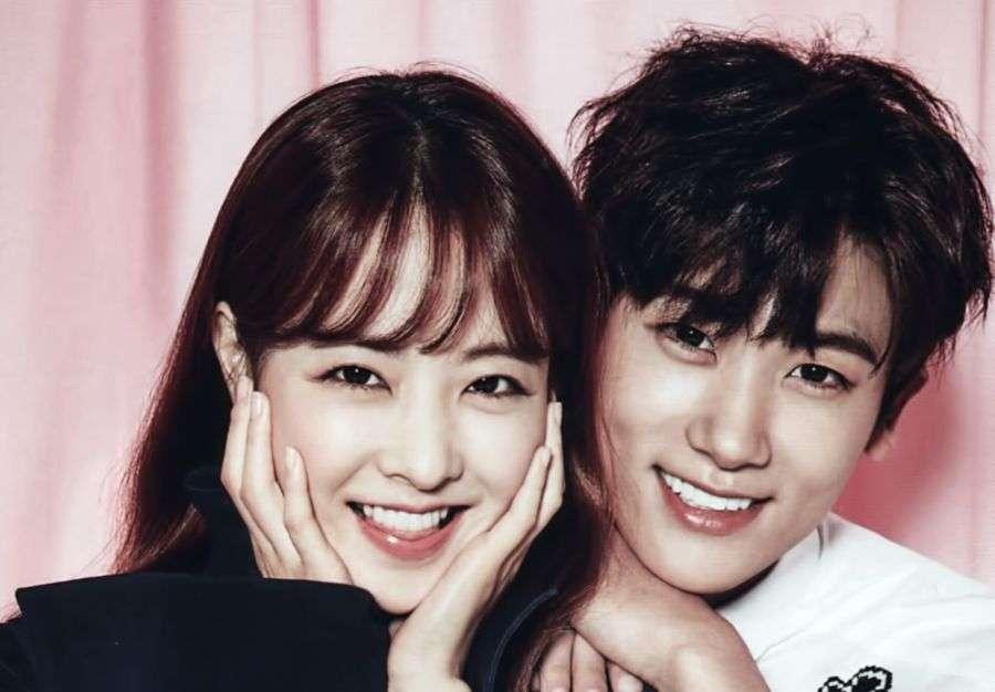 Park Bo-Young & Park Hyung-Sik