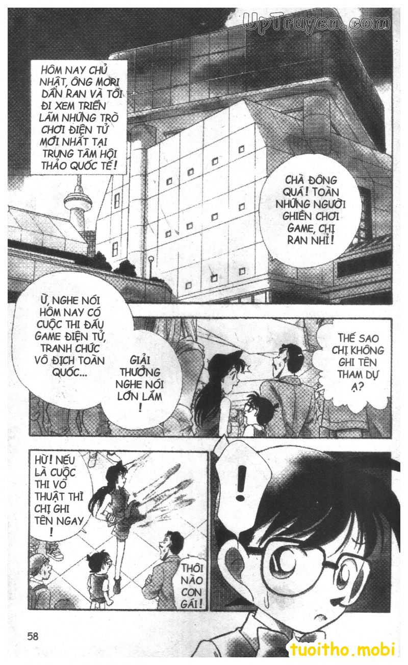 đọc truyện Conan bộ đặc biệt chap 21 trang 1