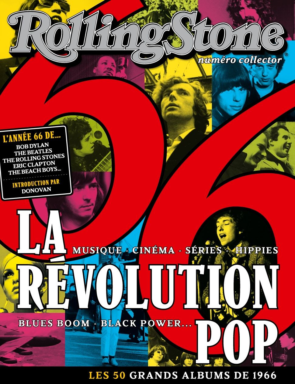 Rolling Stone Hors-Série 29 - Collector 2016
