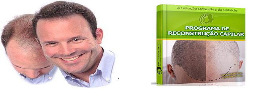 veja como você pode recuperar seus cabelos de volta