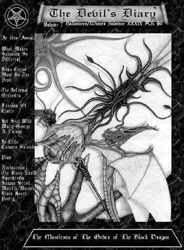 The Devil's Diary V.7