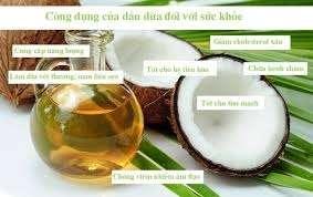 Các công dụng làm đẹp hiệu quả của dầu dừa