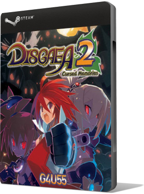Disgaea 2 DOWNLOAD PC ENG (2017)