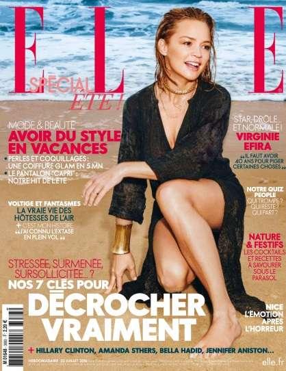 Elle France - 22 Juillet 2016
